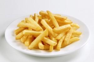 pommes ohne fett